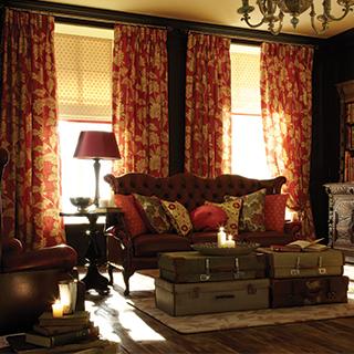 Charlton Curtain Collection