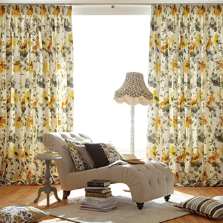 In Bloom Curtain Collection