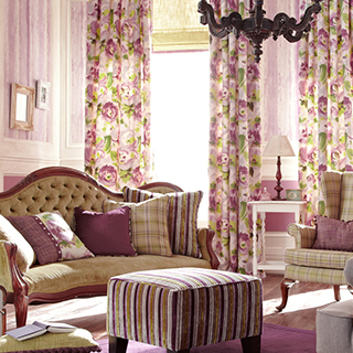 Piazza Curtain Collection