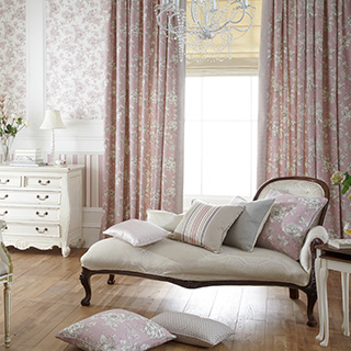 Aquitaine Curtain Collection