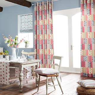 Decoupage Curtain Collection