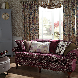 Moorland Curtain Collection