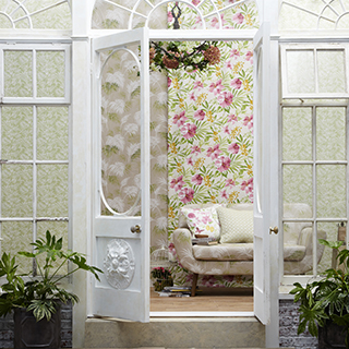 Paradiso Curtain Collection